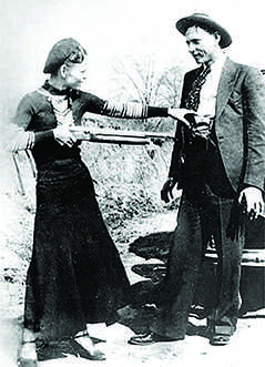 Teenage Bonnie and Clyde