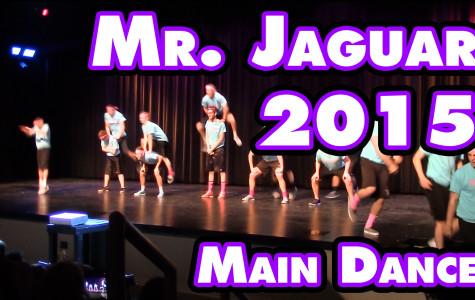 Mr. Jaguar 2015 Main Dance