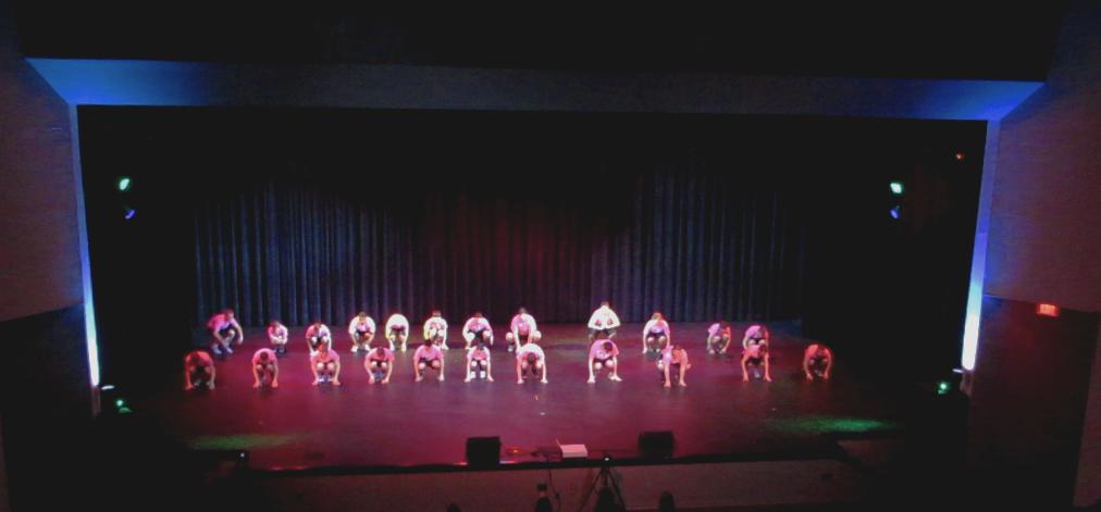 Mr. Jaguar Feature dance snapshot