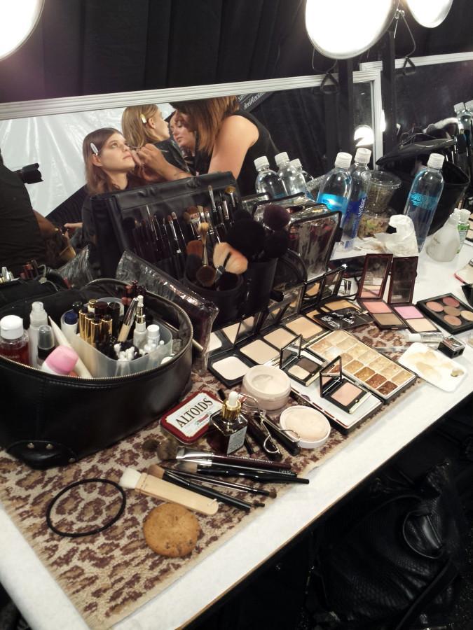 New York Fashion Week: Behind the scene, how