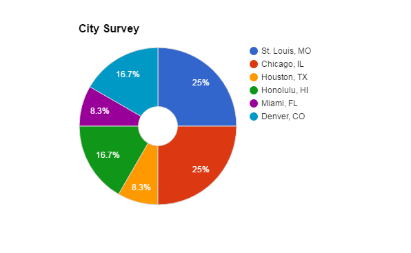 City Survey
