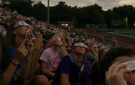 Students and the Total Eclipse