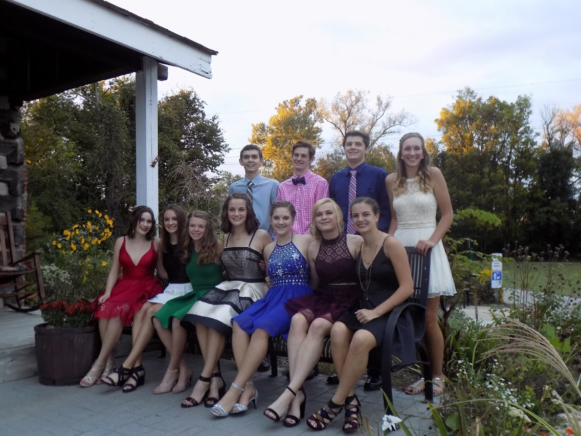 Homecoming Guide for Guys and Gals