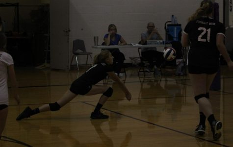 Chloe Bodway- Girl's Volleyball