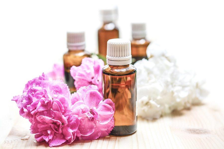 Rose Water Skin Care