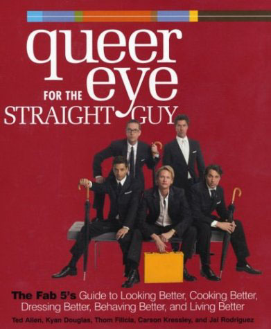 KRT WHAT'S NEXT STORY SLUGGED: NXT-QUEEREYE KRT HANDOUT PHOTOGRAPH (March 16) The Fab 5 of Bravo's