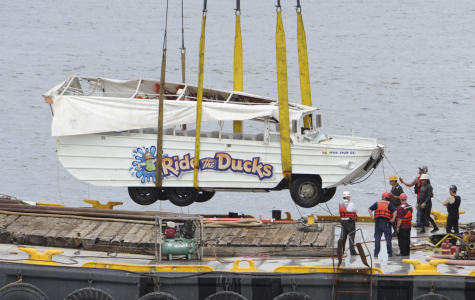 Duck Boat Tragedy