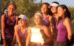 Girls Tennis Success