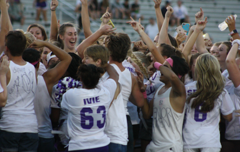"Hungry for domination after their loss as juniors, the seniors finally took home the win. ""It's a very bitter-sweet feeling,"" senior Sydney Ivie said. ""I loved both of my powderpuff experiences and wish I could play again next year."""
