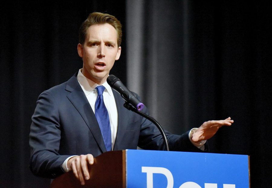 Senator Josh Hawley won the Missouri Senate race against Incumbent Claire McCaskill by 0.6 percent of the vote.