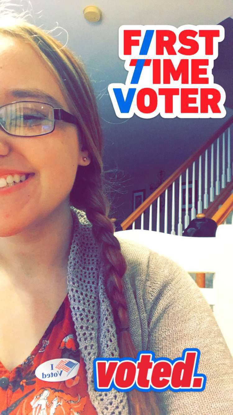 The recent midterm election was the first time many students got the chance to vote.