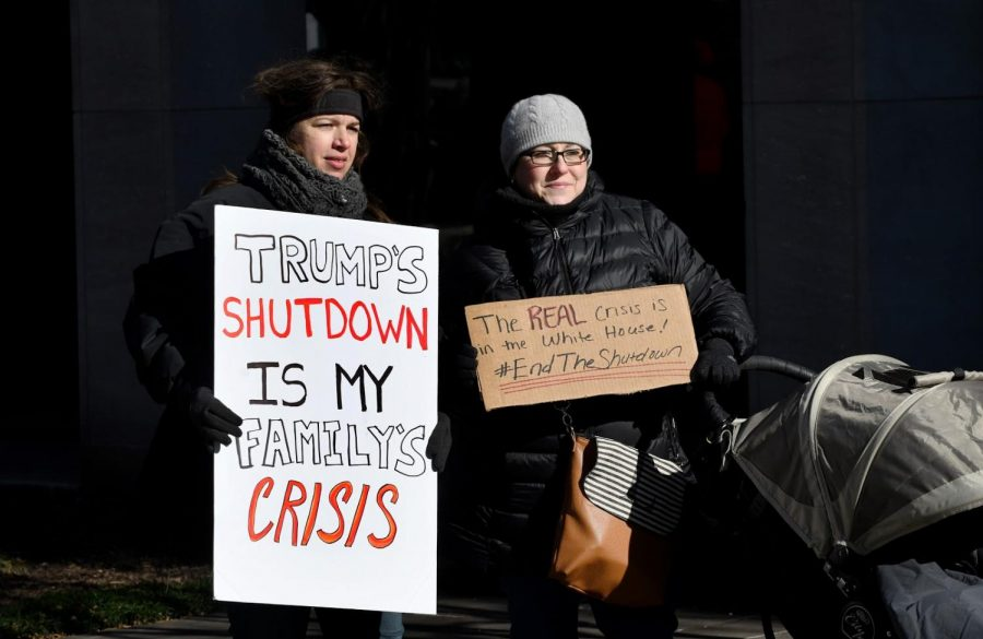 Many people across the nation suffered when the government was shutdown. They did not revive paychecks and could not use government programs.
