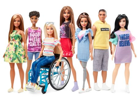 This new line of Barbies will be available in the fall of 2019, according to todaysparent.com.