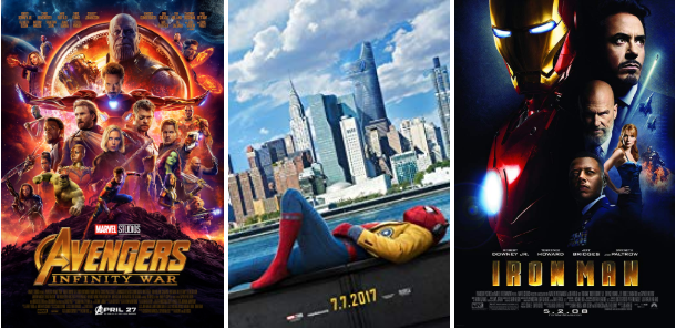 There has been a Marvel movie released every year since 2008 except 2009.