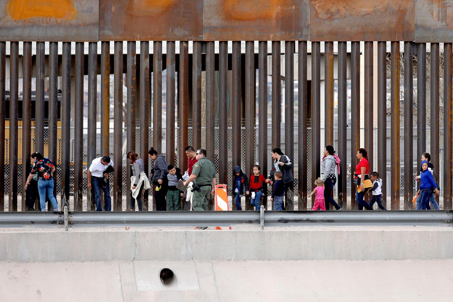 President Donald Trump has tried to declare a nation emergency at the United States Mexico border.