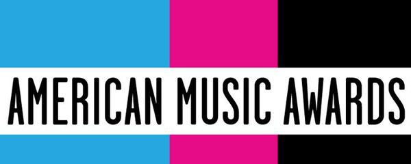 The American Music Awards logo.