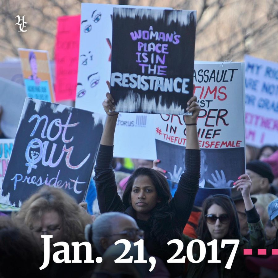 Three+years+ago%2C+on+Jan.+21%2C+2017%2C+hundreds+of+thousands+of+women+from+across+the+nation+marched+through+the+streets+of+Washington%2C+D.C.%2C+in+a+powerful+display+of+activism+following+the+inauguration+of+President+Donald+Trump.+Marches+were+also+held+in+cities+across+the+world+that+year%2C+including+one+at+the+state+Capitol+in+Hartford%2C+which+drew+about+10%2C000+people.+Similar+gatherings+were+held+in+2018.+Last+year%2C+the+group+called+Womenu2019s+March+Connecticut+drew+nearly+3%2C000+people+to+the+state+Capitol.nAnd+while+activists+in+pink+hats+again+marched+in+Washington+and+New+York+this+past+weekend%2C+there+were+no+women%27s+march+in+Connecticut+this+year.+Instead%2C+local+organizers+held+a+series+of+press+conferences+Saturday+throughout+the+state+on+a+variety+of+topics.+Womenu2019s+March+Connecticut+said%2C+this+year%2C+they%27re+turning+away+from+one+day+of+mobilization+and+toward+other+priorities%2C+such+as+electing+more+women+to+government+positions.+%22Itu2019s+an+evolution+of+strategy%2C+not+of+focus+but+of+techniques%2C%27%27+emphasized+Sarah+Raskin%2C+an+organizer+with+the+Connecticut+branch+of+the+Womenu2019s+March.+Visit+the+link+in+bio+to+read+more+about+the+evolution+of+the+Women%27s+March+movement.