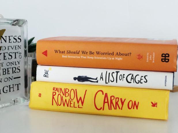 Books+I+read+while+in+Quarantine.