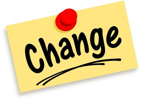 A graphic depicting change.