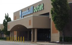 Goodwill Outlet in Bridgeton, MO. Photo provided by Cailey Blackmer.