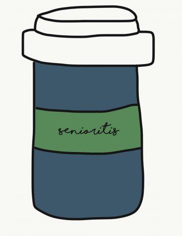 Senioritis pills needed after a long day.