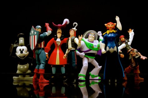 """""""The Court of Disney Captains"""" by JD Hancock is licensed under CC BY 2.0"""