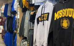 As college merchandise rolls out into local stores, athletes get the opportunity to promote their name.